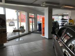 Inngangspartiet Røros Auto